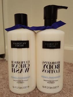 Victoria's Secret Lot-PASSIONFLOWER Body Lotion and Ultraric