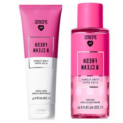 victoria s secret pink fresh and clean