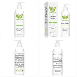 Vitamin C Face Body Lotion 15% - with Shea Butter Jojoba Oil