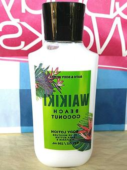 Bath & Body Works Waikiki Beach Coconut Fragrance Body Mist