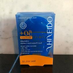 Shiseido Wetforce Ultimate Sun Protection Lotion SPF 50+ 1.6