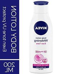Nivea Body Lotion Whitening Even Tone UV Protect, All Skin T