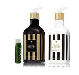 Bath & Body Works WINTER WHITE PETALS with Olive Oil Hand Lo