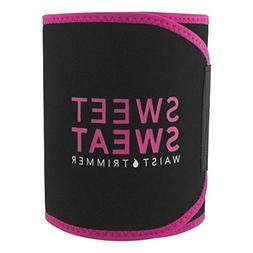 Workout Training Sweet Sweat Waist Trimmer Pink Logo For Men