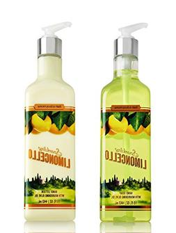 Bath and Body Works Sparkling Limoncello Hand Soap and Hand