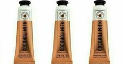 x3 Bath & and Body Works Coconut Milk Hand Cream lotion Trav